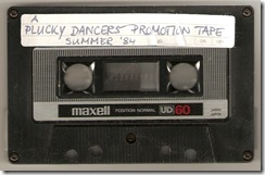Plucky Dancers Promotion Tape - Summer 1984